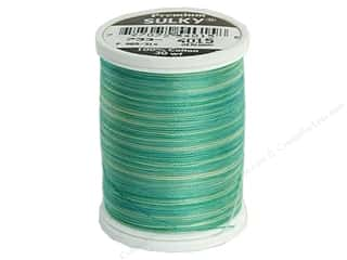 Sulky Blendables Cotton Thread 30 wt. 500 yd. #4015 Cool Waters