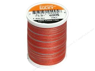 Sulky Blendables Cotton Thread 12 wt. 330 yd. #4005 Strawberry Daiquri