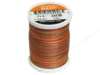 Sulky Blendables Cotton Thread 12 wt. 330 yd. #4006 Autumn