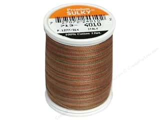 Sulky Blendables Cotton Thread 12 wt. 330 yd. #4010 Caramel Apple