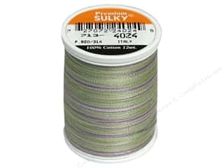 Sulky Blendables Cotton Thread 12 wt. 330 yd. #4024 Heather