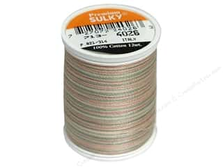 Sulky Blendables Cotton Thread 12 wt. 330 yd. #4026 Earth Pastels