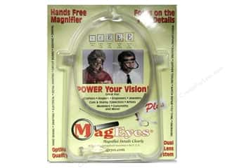 yarn & needlework: MagEyes Hands Free Magnifiers Plus with #2 & #4 & Loupe