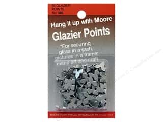 Moore Glazier Points # 7 - 85 pc.