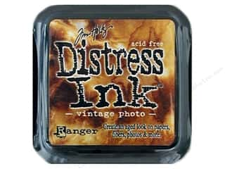 scrapbooking & paper crafts: Ranger Tim Holtz Distress Ink Pad Vintage Photo