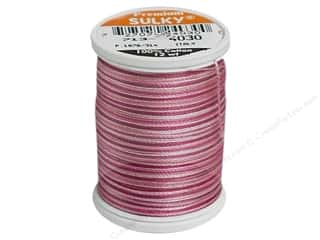 Sulky Blendables Cotton Thread 12 wt. 330 yd. #4030 Vintage Rose