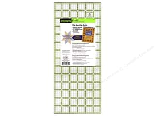 ruler: Omnigrid Omnigrip Non-slip Ruler 6 x 14 in
