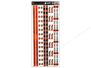 Sports Solution Sticker Strip 12 in. Oregon State