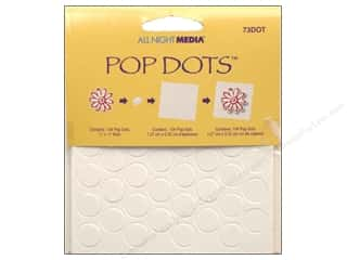 Weekly Specials Glue Dots: All Night Media Pop Dots 1/2 in.104 pc.