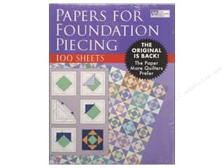 patterned paper: That Patchwork Place Foundation Papers 100 count