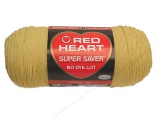 Red Heart Super Saver Yarn #0320 Cornmeal 364 yd.