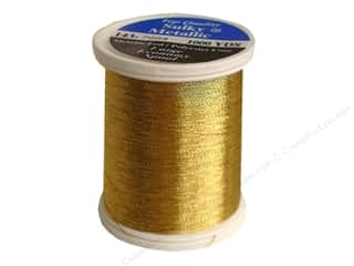 Sulky Original Metallic Thread 1000 yd. #7004 Brass