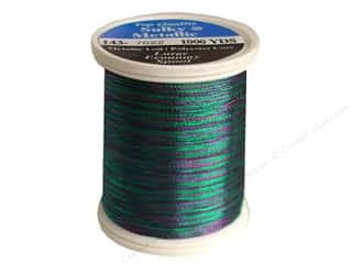 Sulky Original Metallic Thread 1000 yd. #7022 Jade/Purple