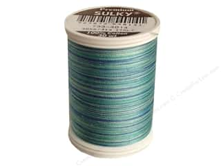 Sulky Blendables Cotton Thread 30 wt. 500 yd. #4014 Ocean Blue