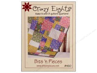 Bits 'n Pieces Crazy Eights Pattern