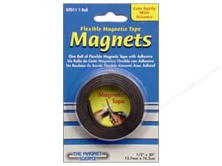 "Magnet Source, The: The Magnet Source Magnet Tape 1/2""x 30"""