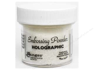embossing ink: Ranger Embossing Powder 1 oz. Holographic