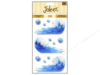 stickers: Jolee's Vellum Stickers Waves