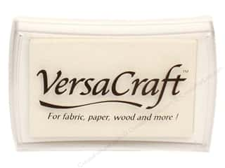 stamps: Tsukineko VersaCraft Large Craft Ink Stamp Pad White
