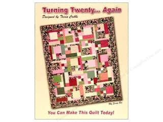 A Quilter's Dream: Turning Twenty... Again Book by Tricia Cribbs