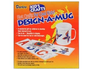 Cups & Mugs: Darice Design a Mug 3 Designs