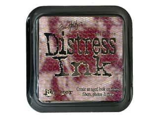 Tim Holtz Distress Ink: Tim Holtz Distress Ink Pad by Ranger Aged Mahogany