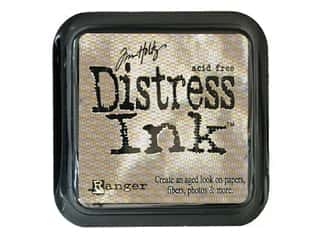 burlap: Ranger Tim Holtz Distress Ink Pad Frayed Burlap