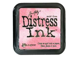 stamps: Tim Holtz Distress Ink Pad by Ranger Worn Lipstick