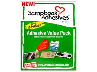 photo corner paper punch: 3L Scrapbook Adhesives Value Pack