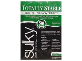 Sulky Totally Stable Stabilizer 20 x 36 in. White