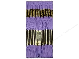 DMC Six-Strand Embroidery Floss #155 Medium Dark Blue Violet
