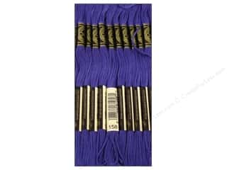 DMC Six-Strand Embroidery Floss #158 Md Very Dark Cornflower Blue