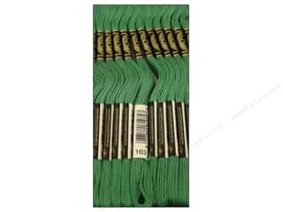 DMC Six-Strand Embroidery Floss #163 Medium Celedon Green