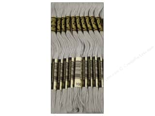 DMC Six-Strand Embroidery Floss #168 Very Light Pewter