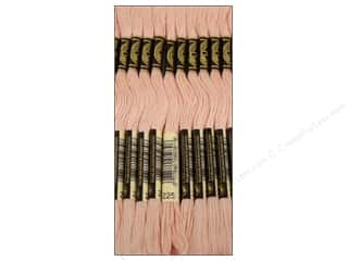 DMC Six-Strand Embroidery Floss #225 Ultra Light Shell Pink
