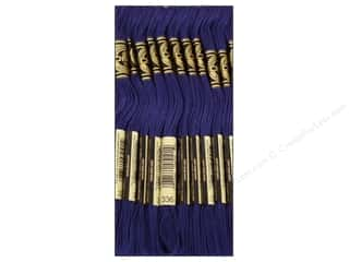 DMC Six-Strand Embroidery Floss #336 Navy Blue