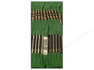 DMC Six-Strand Embroidery Floss #367 Dark Pistachio Green