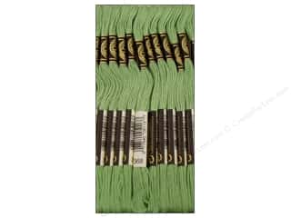 DMC Six-Strand Embroidery Floss #368 Light Pistachio Green