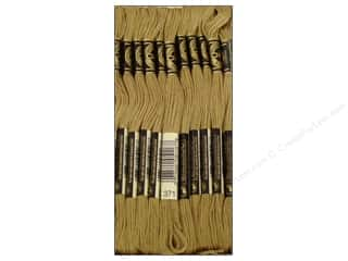 DMC Six-Strand Embroidery Floss #371 Mustard