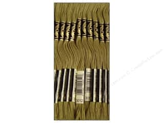DMC Six-Strand Embroidery Floss #3012 Medium Khaki Green