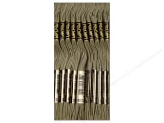 DMC Six-Strand Embroidery Floss #3022 Medium Brown Grey