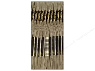 DMC Six-Strand Embroidery Floss #3023 Light Brown Grey
