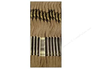 DMC Six-Strand Embroidery Floss #3032 Medium Mocha Brown