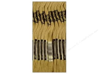 DMC Six-Strand Embroidery Floss #3046 Medium Yellow Beige