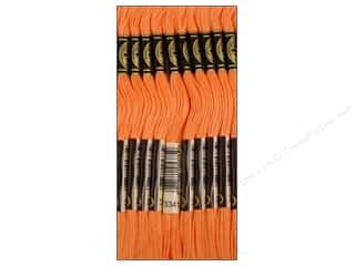 DMC Six-Strand Embroidery Floss #3341 Apricot