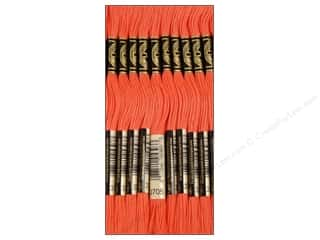 DMC Six-Strand Embroidery Floss #3705 Dark Melon
