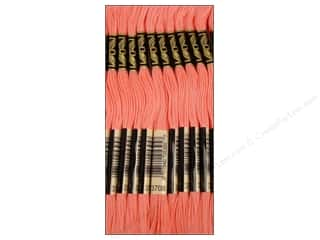 DMC Six-Strand Embroidery Floss #3708 Light Melon