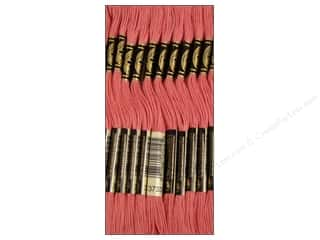 DMC Six-Strand Embroidery Floss #3733 Dusty Rose