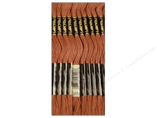 DMC Six-Strand Embroidery Floss #3772 Very Dark Desert Sand