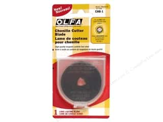 rotary cutter: Olfa Chenille Cutter Blade 1 pc.